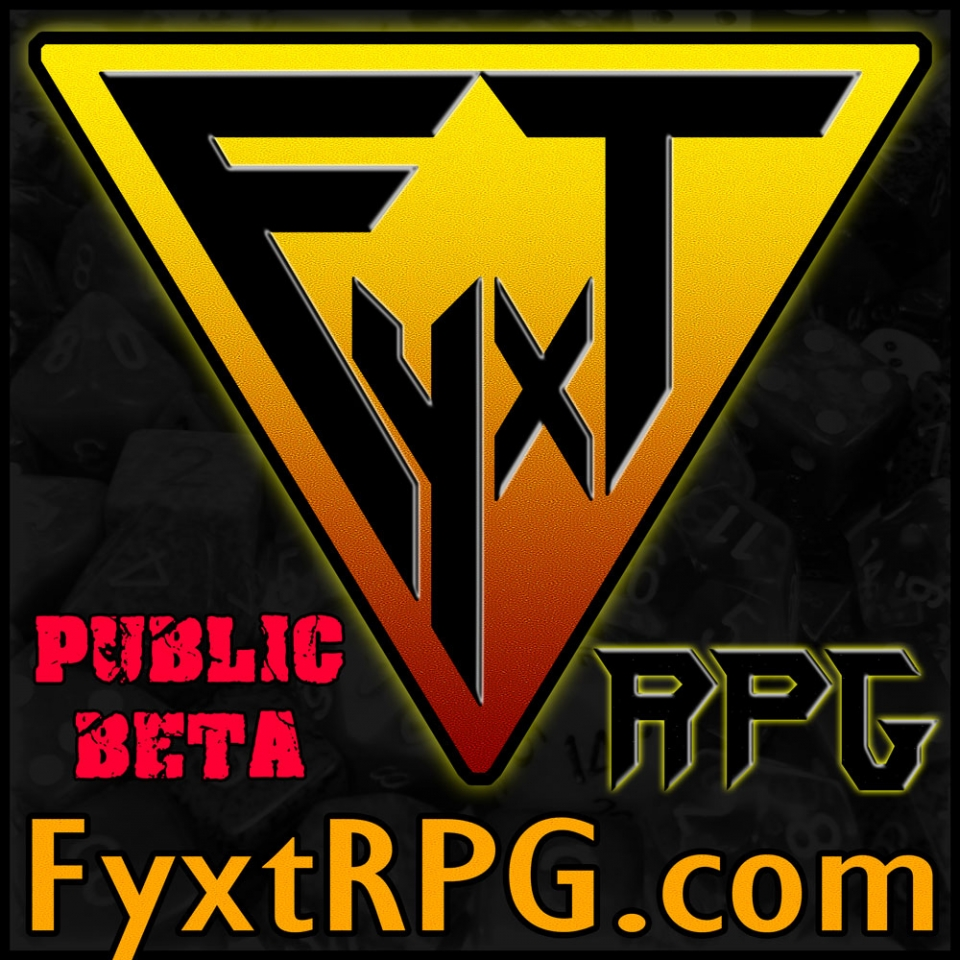 Announcing Public Beta for the Fyxt RPG