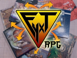 Play the Fyxt RPG standalone or with other RPGs