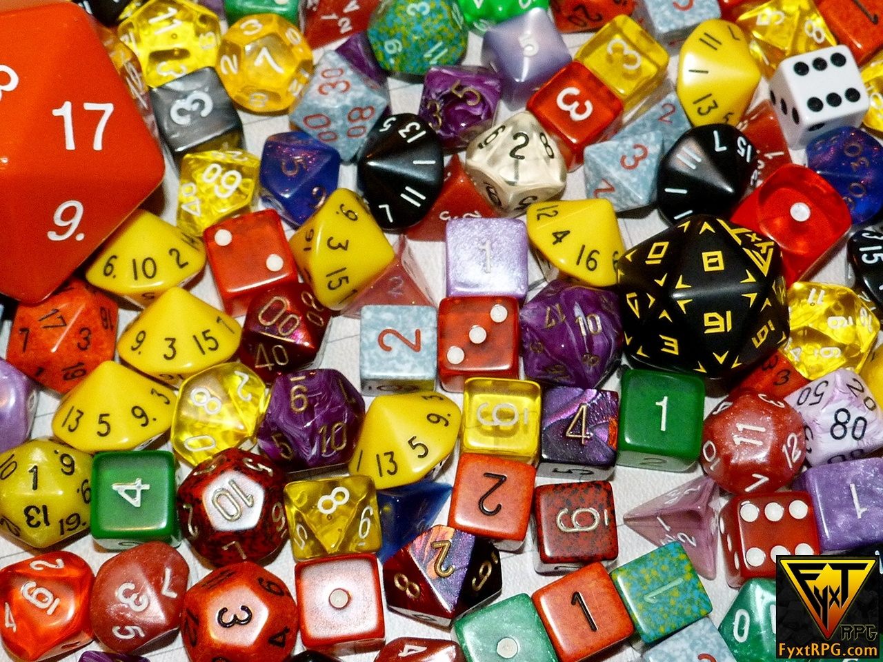 Using Dice to Play and Determine Success