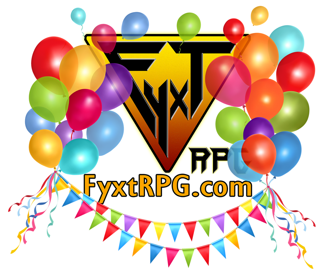 Now Live - Fyxt RPG Launches!