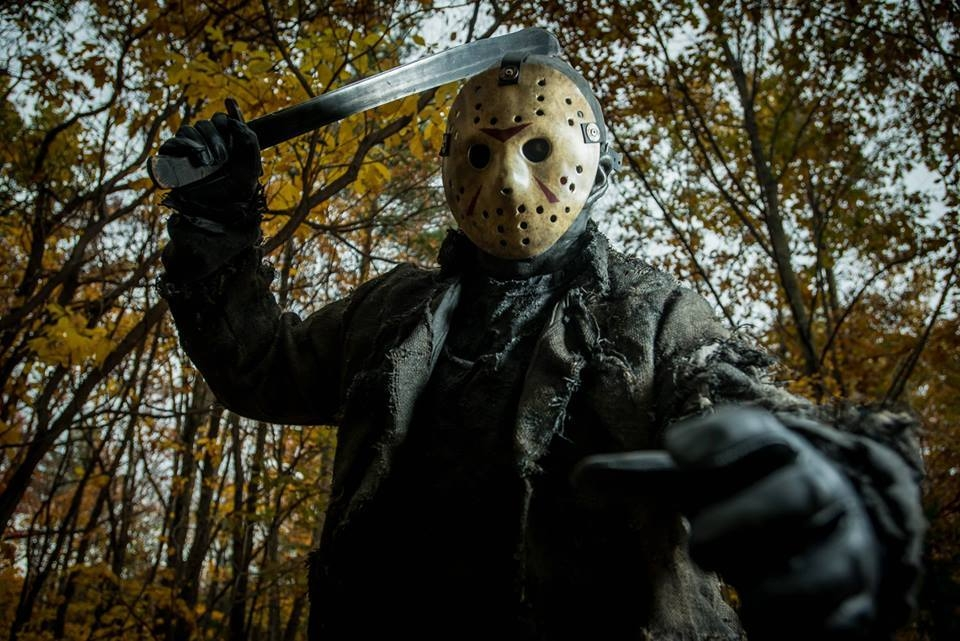 Jason Voorhees Boss NPC - Friday the 13th Villain