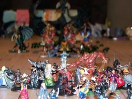 Playing the Fyxt RPG Black Dragon Battle
