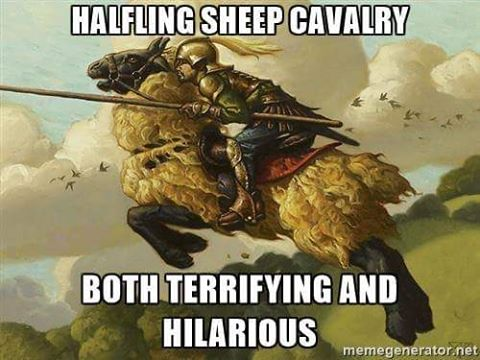 fyxt-rpg-meme-halfling-sheep-cavalry