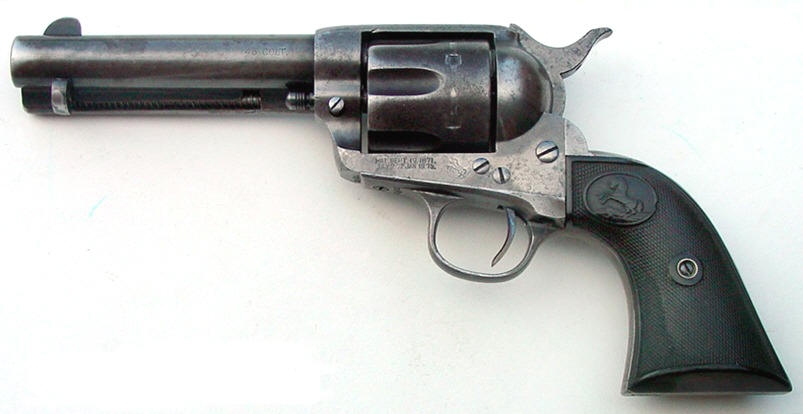 Image of Peacemaker Colt Single Action Revolver