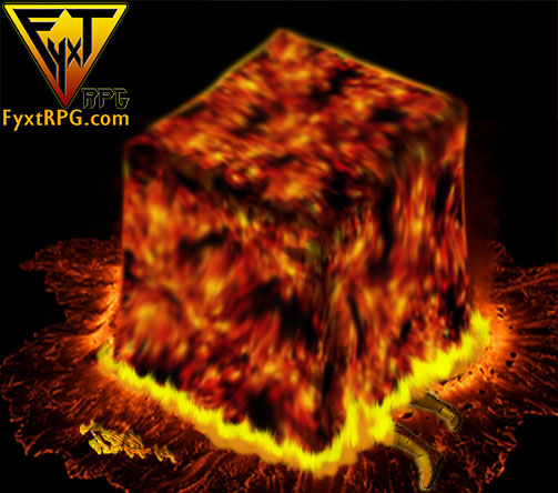 Image of Magma Cube, Minor