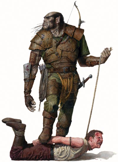 Image of Orc Scout