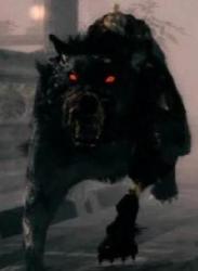 Supernatural Hell Hound Fyxt RPG NPC Character