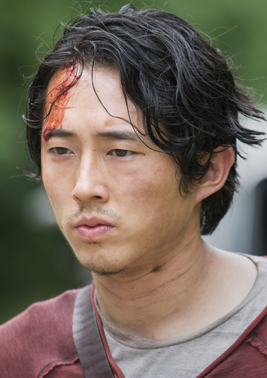 Glenn of Walking Dead Fyxt RPG Character Sheet