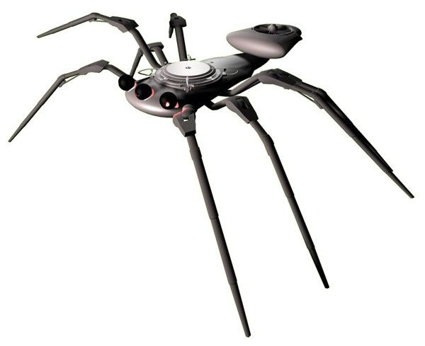Image of Mini Spider Bots