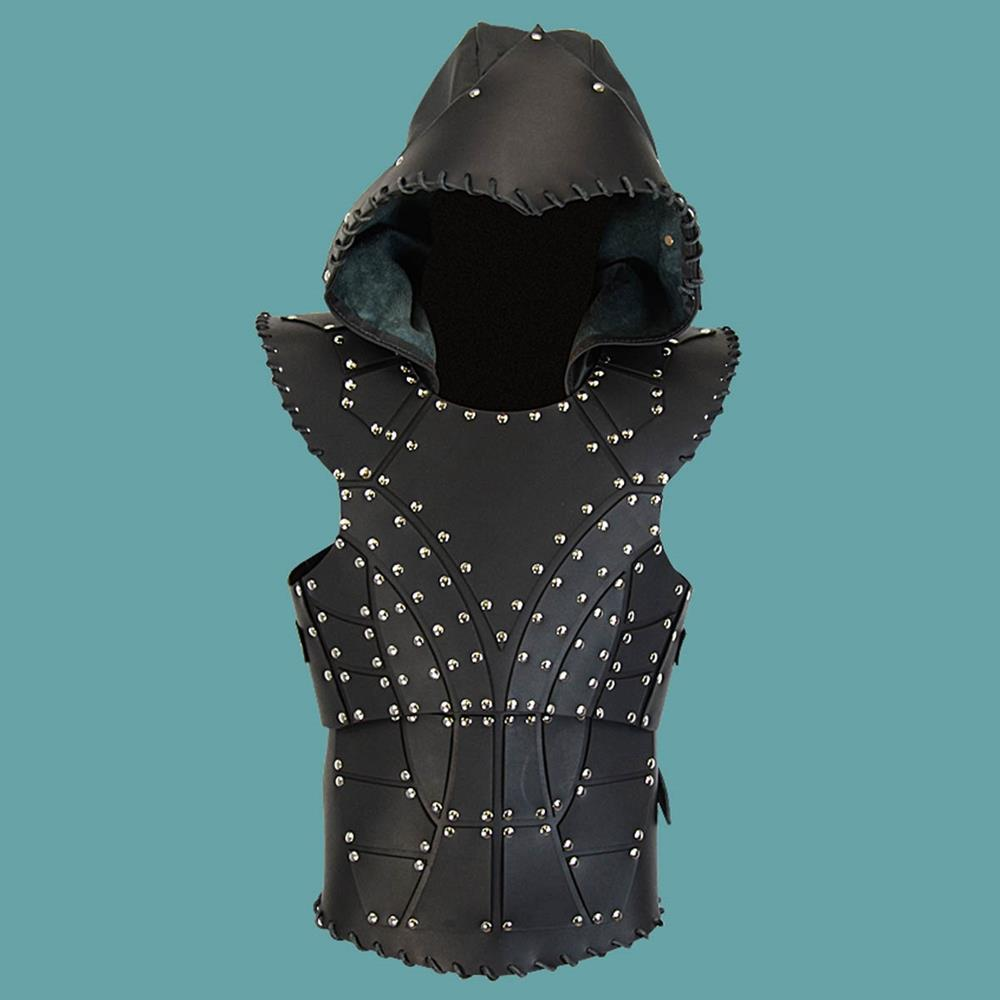 Image of Hooded Armor of Cosmic Insight