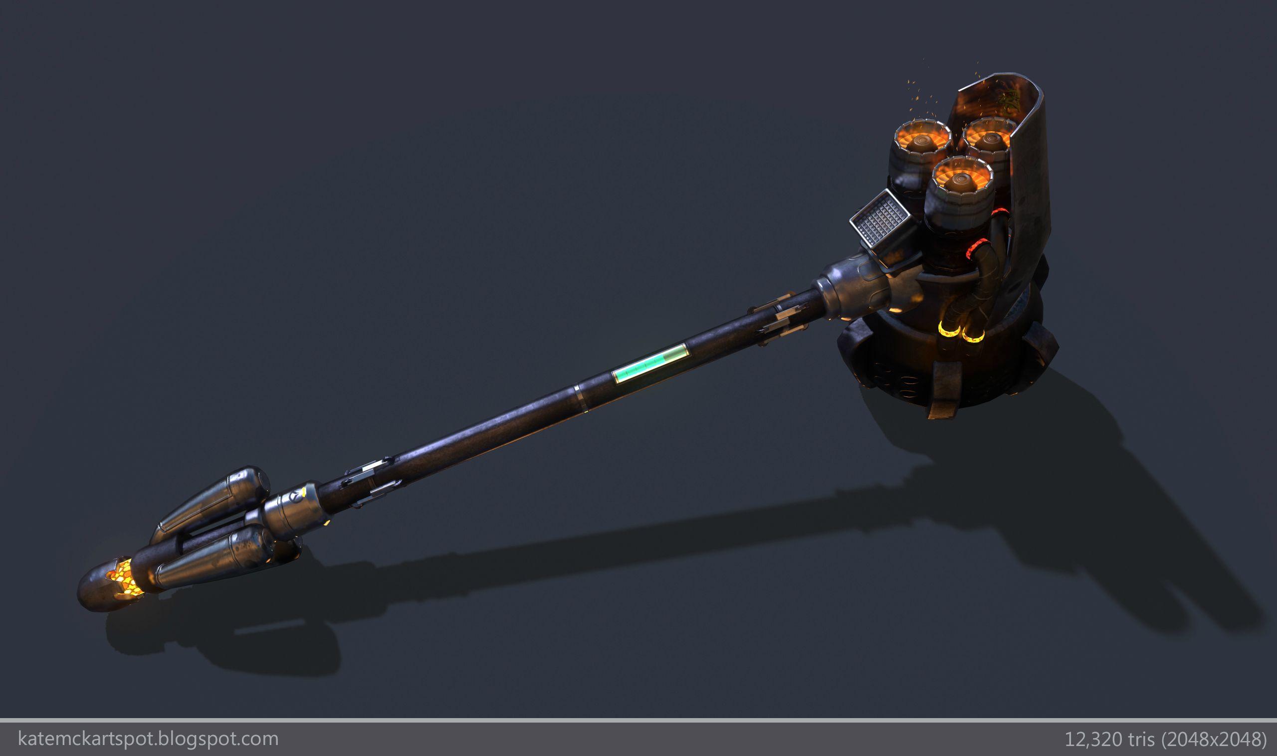 Image of Grav-Hammer
